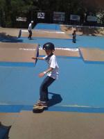 Anthony Azcuy skateboarding pictures, Coconut Grove Skatepark, April 2, 2010
