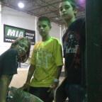 Jay-Jay Garcia, Anthony Azcuy, Anthony Roque at MIA Skatepark, Miami, September 25, 2010