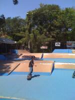 Jose Castillo skateboarding pictures, Coconut Grove Skatepark, April 2, 2010