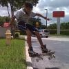 Juan Mercado, skater