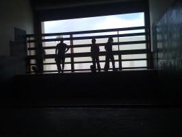 Jay-Jay Garcia, Anthony Azcuy at MIA Skatepark, Miami