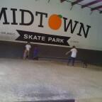 Anthony Azcuy and Jose Castillo midtown skatepark, Orlando July 2011
