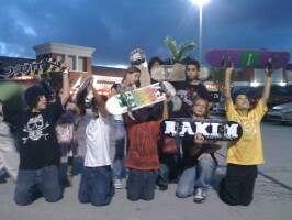 NSS Skateboarding Group, Miami September 25, 2010
